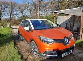 Renault Captur, 2014 (14)  Hatchback, Manual Diesel, 109,500 miles