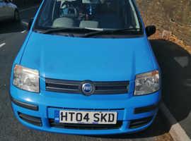 Fiat Panda, 2004 (04)  Hatchback, Manual Petrol, 87,000 miles