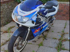 Gsxr 600