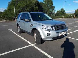 Land Rover Freelander, 2013 (13) Silver Estate, Manual Diesel, 63,140 miles