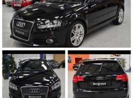 Audi A3, 2009 (09), Manual Petrol, 107,000 miles