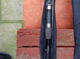 Carp rods 2 1/2 tc