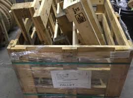 Wooden Pallets -