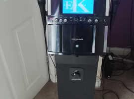 Ek karaoke machine