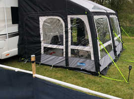 Kampa Grande AIR pro 390 XXL motorhome awning