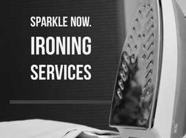 Sparkle Now. Ironing Solutions.