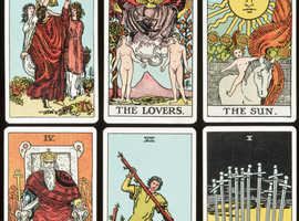 I Provide Home Based Tarot Readings to Show Your Future (London)