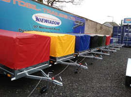 BRAND NEW MODEL  6X4 TRAILER- CAMPING TRAILER WITH FRAME AND COVER