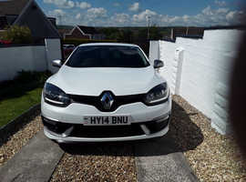 2014 Renault megane knight edition 1.6cc petrol only  38,000 miles