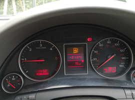 Audi A4, 2004 (04) Silver Saloon, Manual Diesel, 217,122 miles