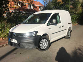 2016 VW Volkswagen Caddy C20 2.0 TDi 102ps White Diesel Manual