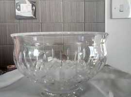 Waterford crystal lismore bowl