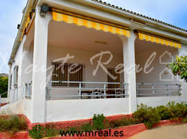 Ref. H0008 - VILLA + ANEX FOR SALE, PEDRALBA (VALENCIA) -SPAIN