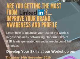 LinkedIn Training with Rodney Doherty the only CPD accredited LinkedIn Trainer in Norther Ireland