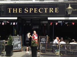 Bar Team required at The Spectre, Cheltenham