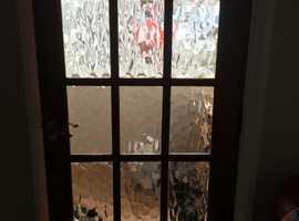 3 Internal Glazed Doors