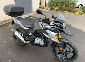 BMW G310GS - FSH - heated grips