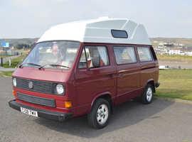VW T25 1.9 Petrol Camper