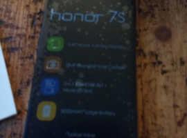 Honor 7s black