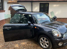 Mini MINI, 2007 (57) Black Hatchback, Manual Petrol, 98,338 miles