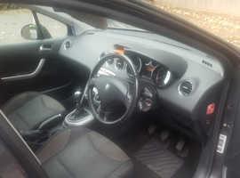 Peugeot 308, 2009 (59) Grey Hatchback, Manual Diesel, 192,441 miles