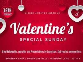 Valentine Sunday special!