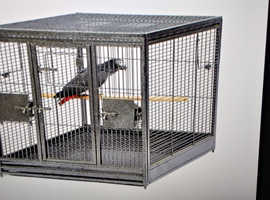 breeding/travel cage used once IN BOX
