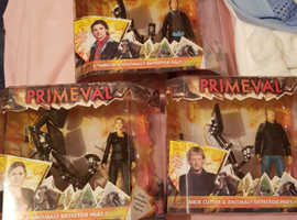 Primevil figures