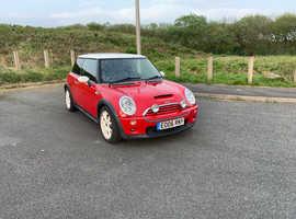 Mini MINI, 2006 (06) Red Hatchback, Manual Petrol, 81,000 miles