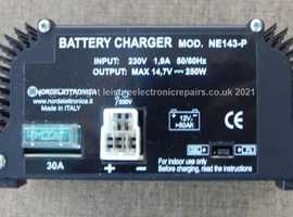 for sale Nordelettronica charger NE143P  14.7v 250w