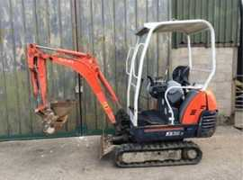 Mini diggers and plant trailers wanted