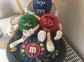 M&M phone collectors item