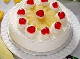 birthday cake midnight delivery chennai - yarrowkart