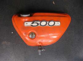 Suzuki T500