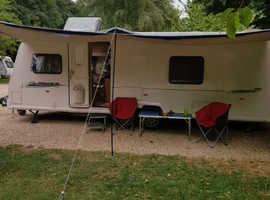 Caravan canopy and separate accessories
