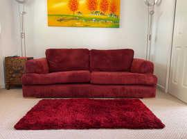 Free large sofa