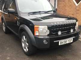 Land Rover DISCOVERY SPORT, 2008 (08), Semi auto Diesel, 138,000 miles