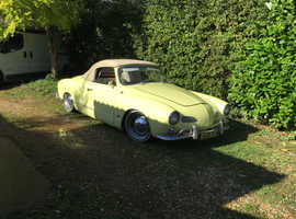 Wanted replica 356 speedster swop or p/x my 62 Karmann Ghia conv