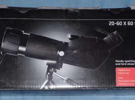 Auriol 'Z31261' Spotting Scope (as new)