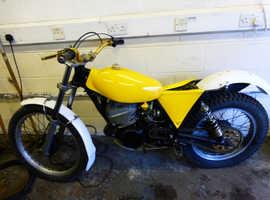 Beamish Suzuki 250 Trials 1982