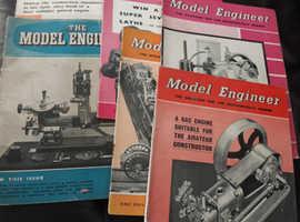 Model engineer mags x6