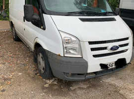 2007 ford transit spares or repairs