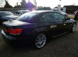 2010 BMW 320D M-SPORT(E93) 3 SERIES HARDTOP CONVERTIBLE!