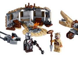 Lego Star Wars The Mandalorian 75299 Trouble on Tatooine **BRAND NEW**