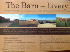 The Barn Livery Stables