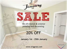 January sale is on from the 1st