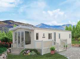 BOAT OF GARTEN HOLIDAY PARK THE HIGHLANDS .STUNNING HOLIDAY HOME  NOW REDUCED