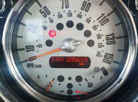 Mini MINI, 2006 (06) White Hatchback, Manual Diesel, 095,655 miles