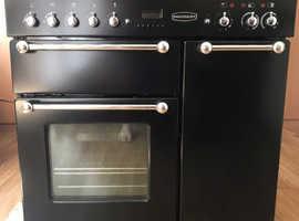Rangemaster 90cm Gas/Electic Range Cooker