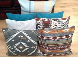Various Sofa Cushions~Excellent Cond £25.00